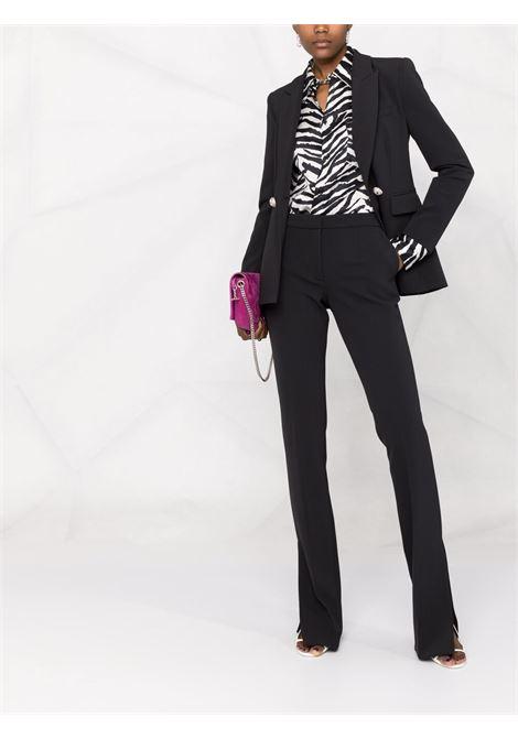 Black blazer BLUMARINE | JACKETS | 25031140