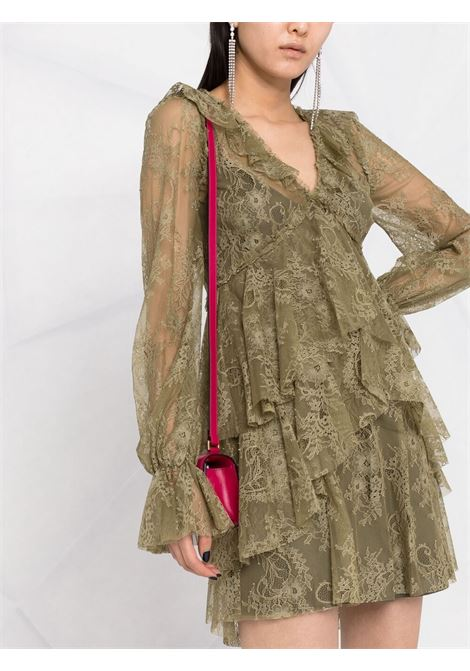 Green dress BLUMARINE | DRESS | 25134241