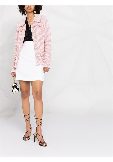 Pink jacket BLUMARINE | JACKETS | 25755123
