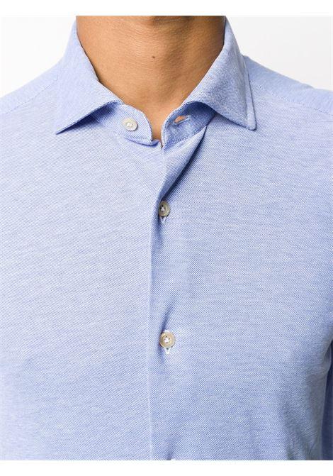 Camicia blu BOGLIOLI | CAMICIE | 543BPC8710630