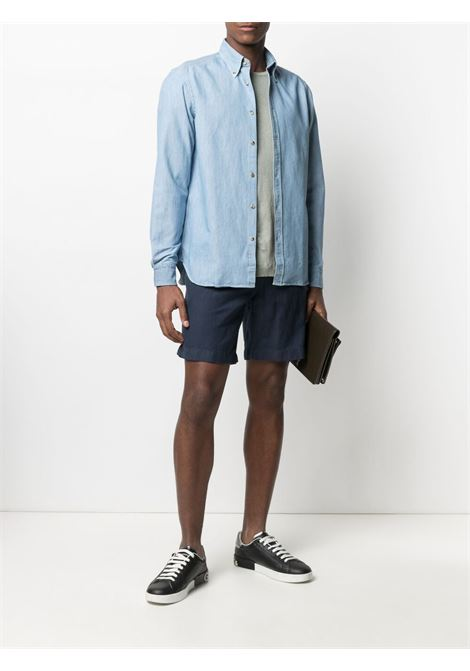 Camicia azzurra BOGLIOLI | CAMICIE | 554LBTC8570710