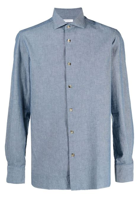Camicia azzurra BOGLIOLI | CAMICIE | 581LBTC8920760