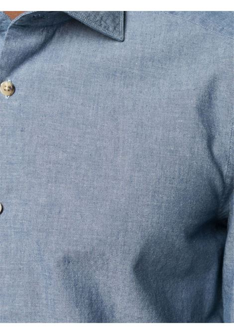 Light blue shirt BOGLIOLI | SHIRTS | 581LBTC8920760