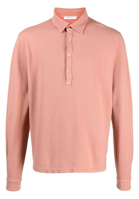 Pink Polo shirt BOGLIOLI | POLO | 91408BRC7090920