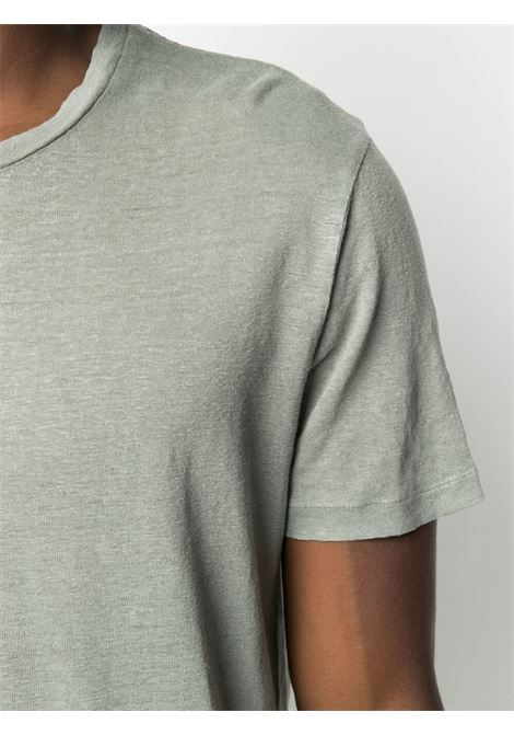 T-shirt verde BOGLIOLI | T-SHIRT | 91410BTC7070516