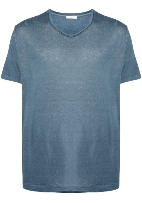 Light blue t-shirt BOGLIOLI | T-SHIRT | 91410BTC7070670