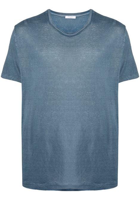 T-shirt azzurro BOGLIOLI | T-SHIRT | 91410BTC7070670