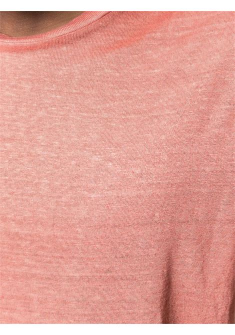 Red t-shirt BOGLIOLI | 91410BTC7070920