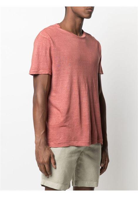 T-shirt rossa BOGLIOLI   T-SHIRT   91410BTC7070920