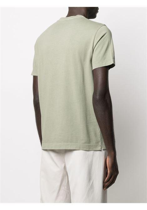 T-shirt verde BOGLIOLI | T-SHIRT | 91410BTC7160516