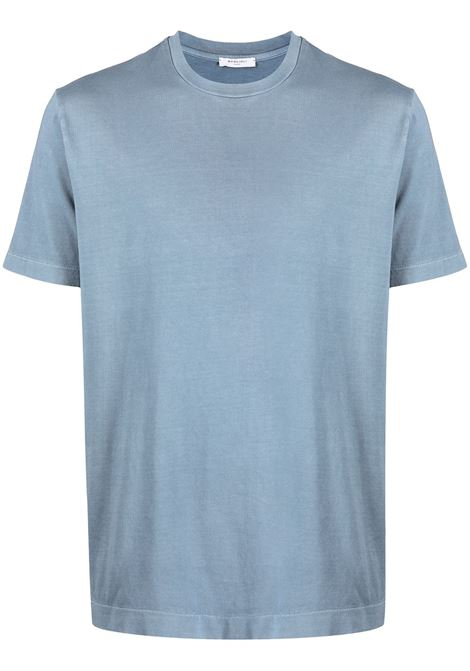 Light blue t-shirt BOGLIOLI | T-SHIRT | 91410BTC7160670