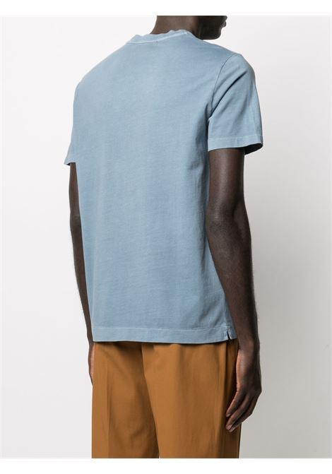 T-shirt azzurra BOGLIOLI | T-SHIRT | 91410BTC7160670