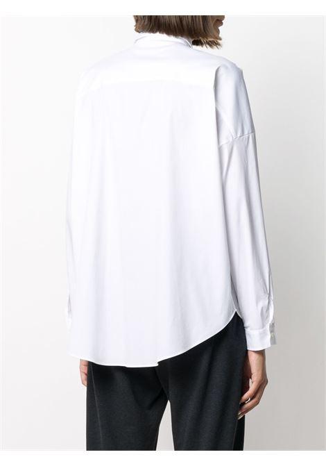 Camicia bianca BRUNELLO CUCINELLI | CAMICIE | M0091MA226C159