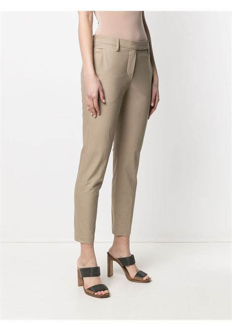 Pantalone beige BRUNELLO CUCINELLI | PANTALONI | M0F70P6572C9320
