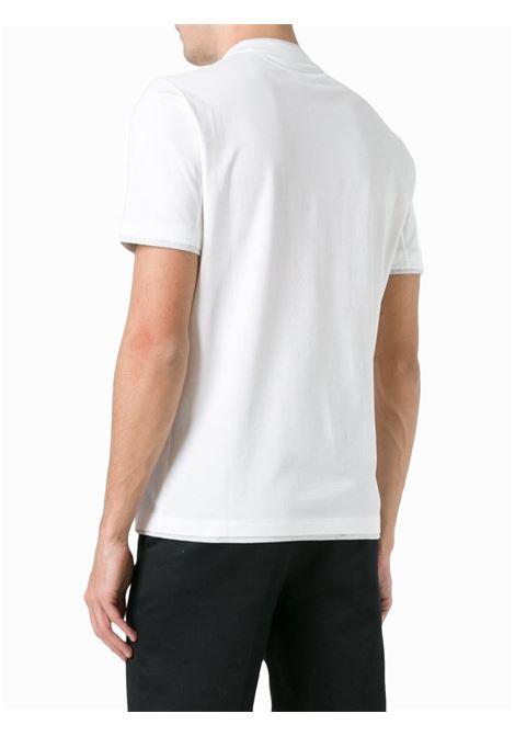 T-shirt bianca BRUNELLO CUCINELLI | T-SHIRT | M0T617427CW787