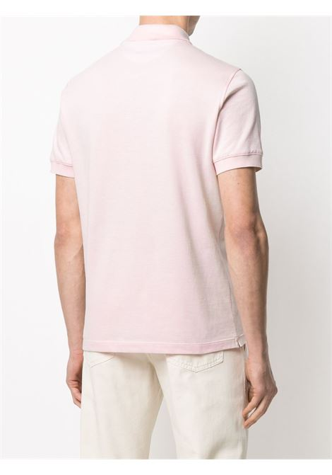 Pink Polo shirt BRUNELLO CUCINELLI | POLO | M0T638116C6585