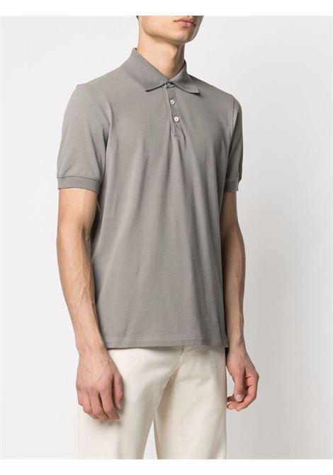 Grey Polo shirt BRUNELLO CUCINELLI | POLO | M0T638116C9607