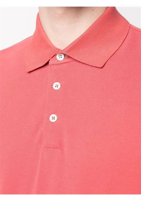 Orange Polo shirt BRUNELLO CUCINELLI |  | M0T638116C9615