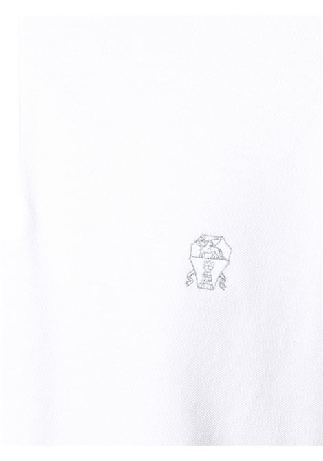 White Polo shirt BRUNELLO CUCINELLI |  | M0T639779GCW787