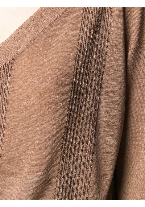 Maglia beige BRUNELLO CUCINELLI | MAGLIE | M1T130202CA473