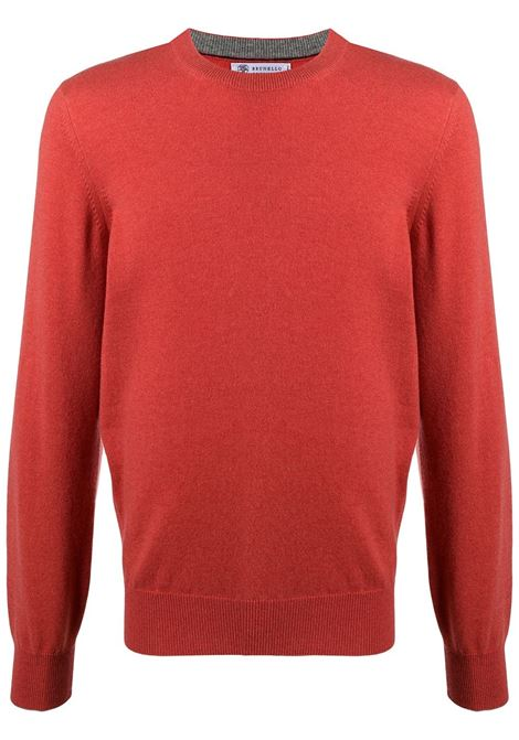 Red jumper BRUNELLO CUCINELLI |  | M2200100CE388