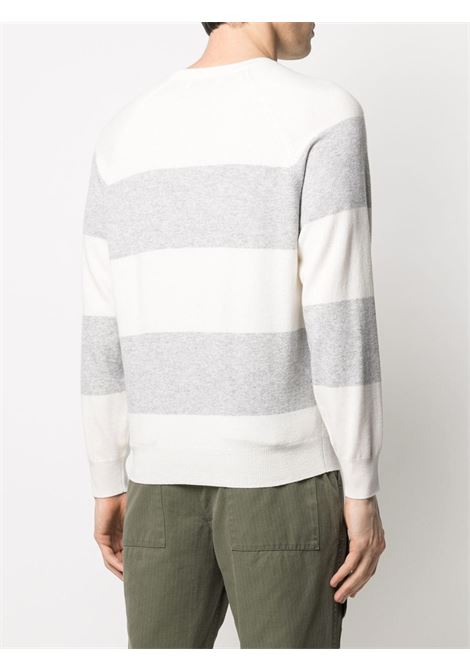 White/ grey jumper BRUNELLO CUCINELLI |  | M2218100CI292