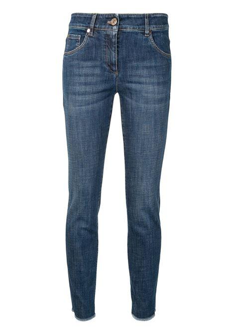 Jeans blu BRUNELLO CUCINELLI | MH107P5553C7721