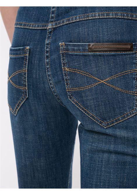 Blue jeans BRUNELLO CUCINELLI | TROUSERS | MH107P5553C7721