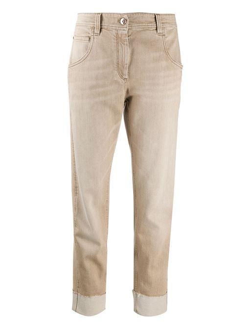 Jeans marrone BRUNELLO CUCINELLI | JEANS | MH160P5515C7811