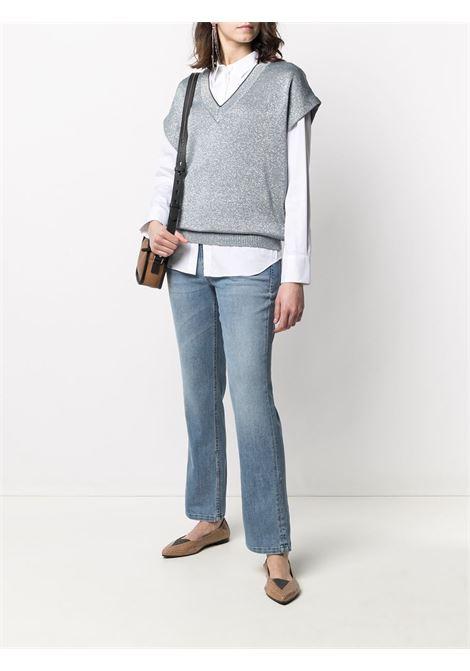 Jeans azzurro BRUNELLO CUCINELLI | JEANS | MH186P5525C7817