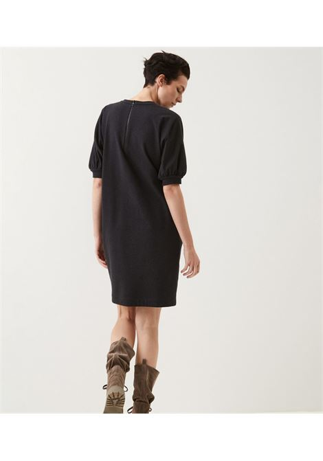 Anthracite grey dress BRUNELLO CUCINELLI | DRESS | MH827ASC71C055