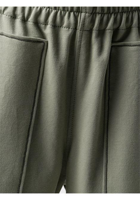 Track pants BRUNELLO CUCINELLI | TROUSERS | MH827P7578C8565
