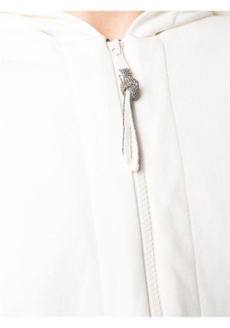 Felpa bianca BRUNELLO CUCINELLI | FELPE | MH827SA306C600