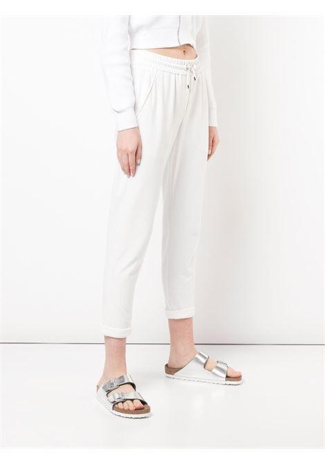 Pantalone bianco BRUNELLO CUCINELLI | PANTALONI | MH827SA399C159