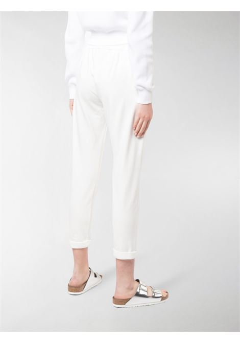 White trousers BRUNELLO CUCINELLI | TROUSERS | MH827SA399C600