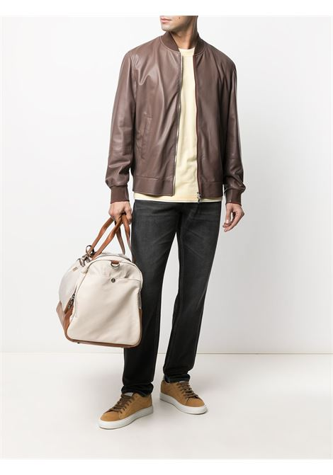 Brown jacket BRUNELLO CUCINELLI |  | MPTAN1780CL364
