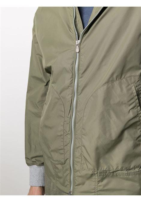 Green jacket BRUNELLO CUCINELLI | JACKETS | MW4386194CZ811
