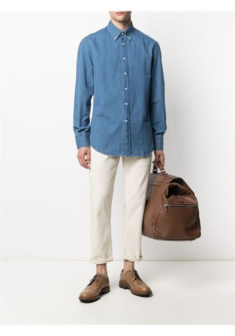 Blue shirt BRUNELLO CUCINELLI |  | MW6671716C4003