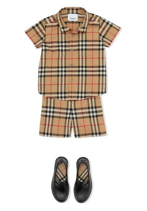 Camicia BURBERRY KIDS | CAMICIE | 8014136A7026