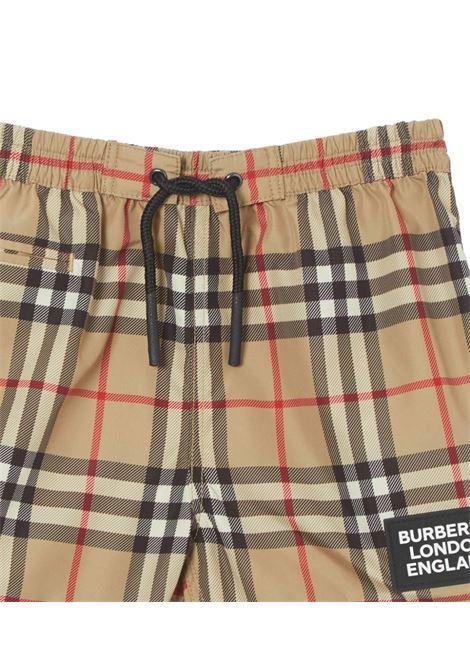 Boxer da mare BURBERRY KIDS | BOXER DA MARE | 8026462A7028