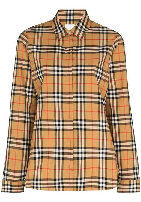 Beige shirt BURBERRY |  | 8014010A2219