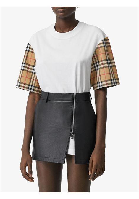 White t-shirt BURBERRY | T-SHIRT | 8014896A1464