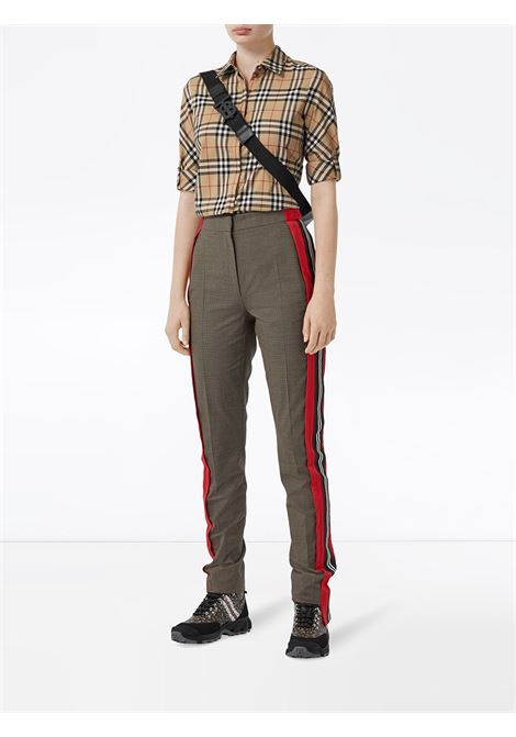 Beige shirt BURBERRY |  | 8018475A7028