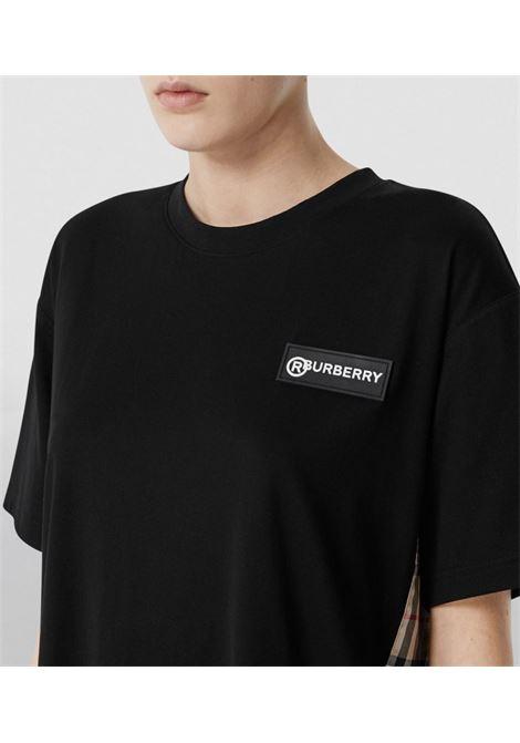 Black t-shirt BURBERRY |  | 8024545A1189