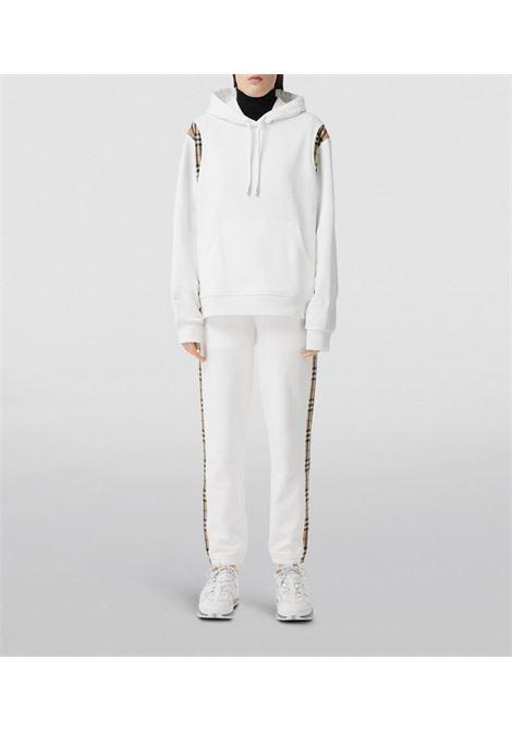White sweatshirt BURBERRY |  | 8032129A1464