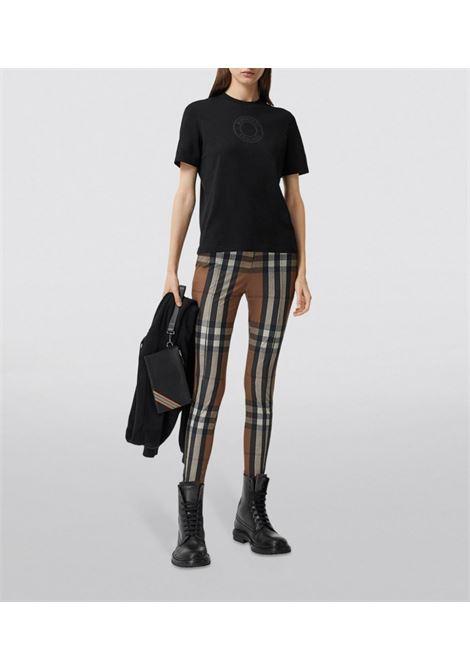 Black t-shirt BURBERRY | T-SHIRT | 8036024A1189