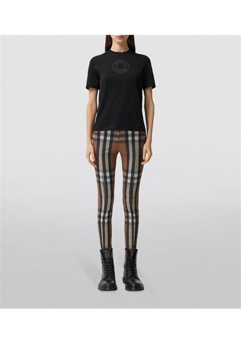 Black t-shirt BURBERRY |  | 8036024A1189
