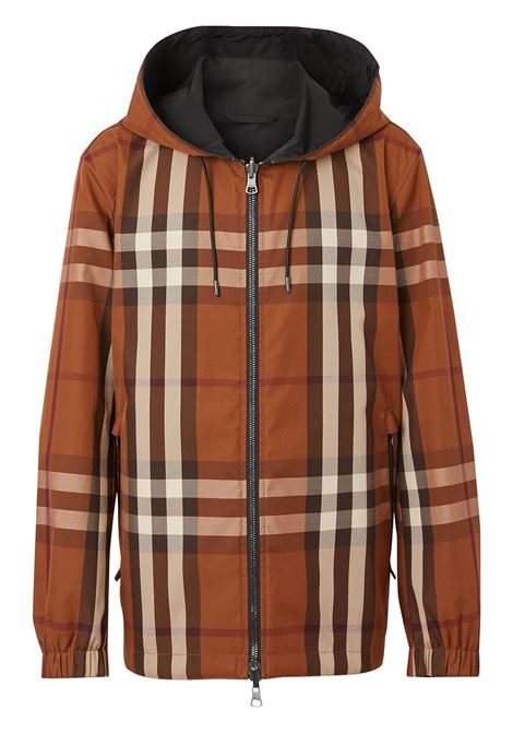 Brown jacket BURBERRY | JACKETS | 8036916A9011