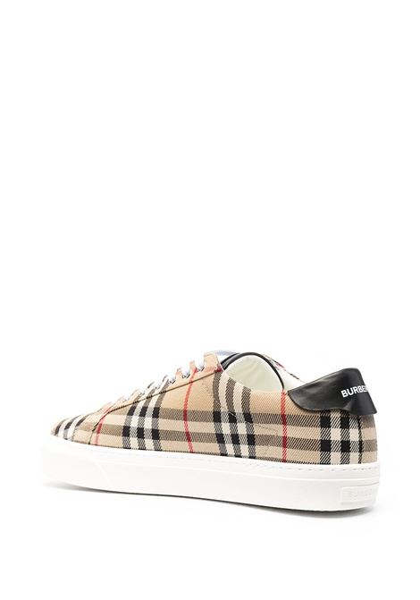 Beige sneakers BURBERRY |  | 8038185A7026