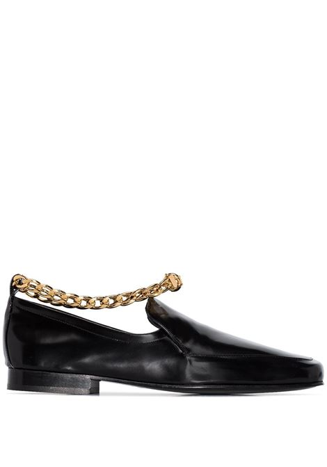 Black loafers BY FAR |  | 20PFNKLBLWBLACK